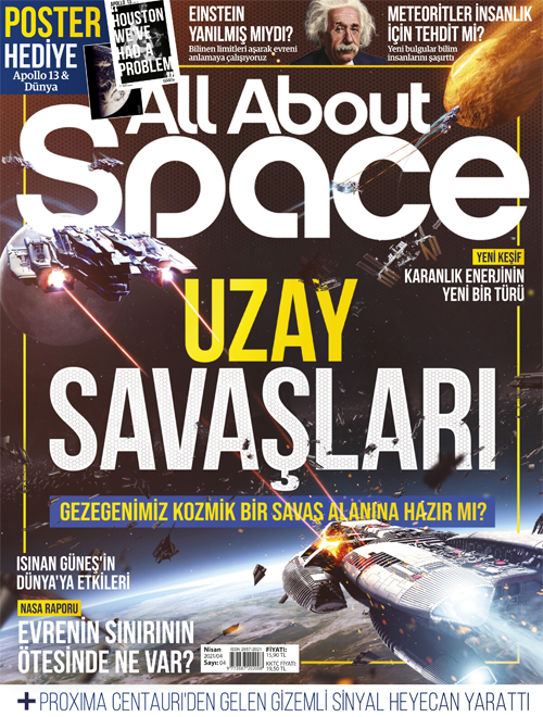 All About Space kapağı